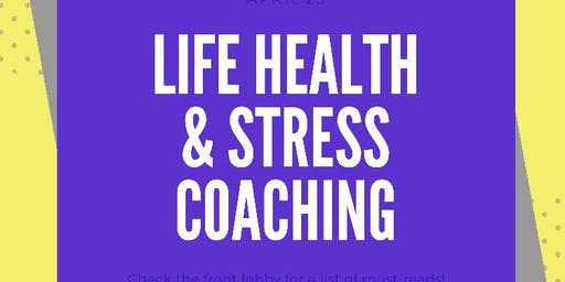 LIFE HEALTH & STRESS COACHING