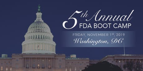 2019 WITA-RegistrarCorp FDA Bootcamp tickets