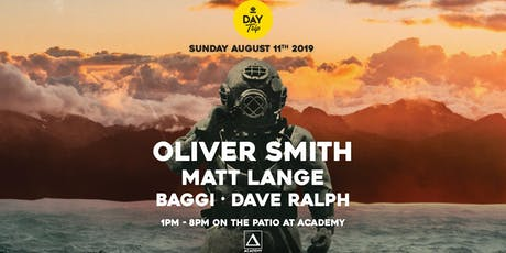 Day Trip feat. Oliver Smith with Matt Lange tickets
