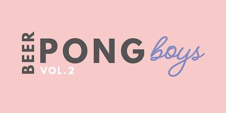 Beer Pong Boys vol. 2 tickets