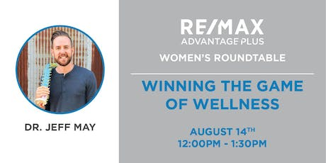 Women's Round Table: Winning the Game of Wellness tickets