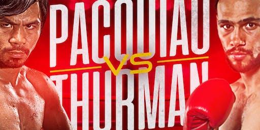 Pacquiao vs Thurman