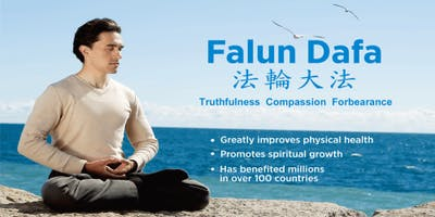 FaLun DaFa Exercise near DFW