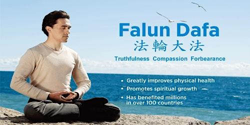 FaLun DaFa Exercise near DFW