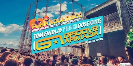 East London Funk & Soul Day + Night Terrace Party tickets