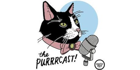 Trapping with The Purrrcast tickets
