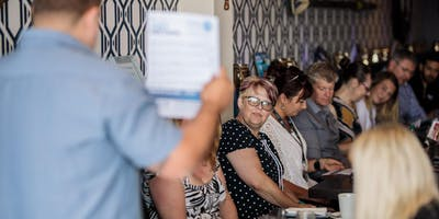 Torquay Networking Breakfast @ Below Decks