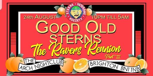 Sterns Ravers Reunion-Good Old Sterns (part III)