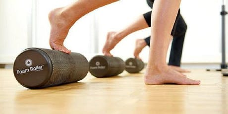 Intro to Foam rolling & Injury Prevention Workshop tickets