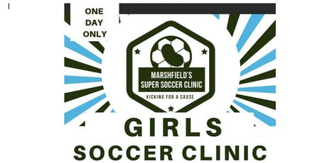 GIRLS SUPER SOCCER CLINIC tickets