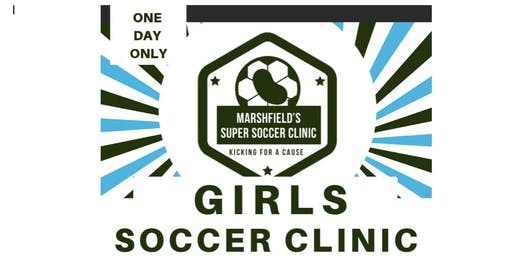 GIRLS SUPER SOCCER CLINIC