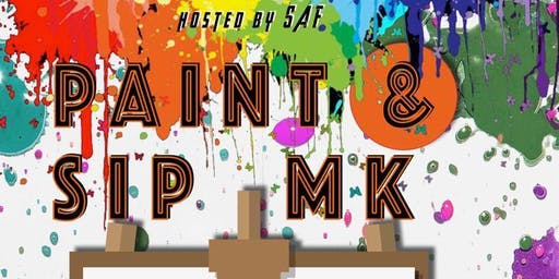 Paint and Sip MK