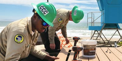 California Conservation Corps Information Session for Young Adults 18-25