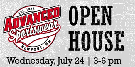 Advanced Sportswear Open House tickets