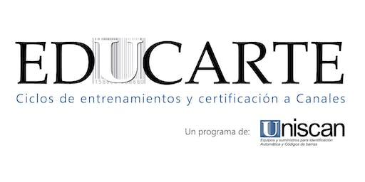 Educarte / Certificación Suministros ZEBRA / Quito