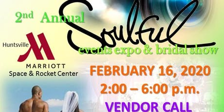 VENDOR: Soulful Events Expo tickets