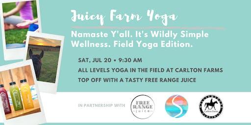 Juicy Farm Yoga
