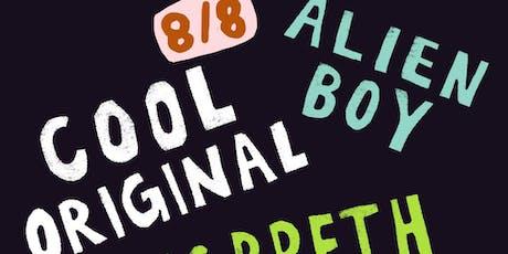 Fluung | Cool Original | Alien Boy| Dogbreth tickets