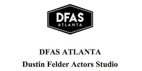DFAS ATL industry talk w/ ARVOLD Casting tickets