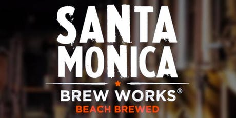Santa Monica Brew Works Tap Takeover tickets