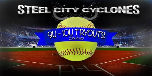 Steel City Cyclones 9U/10U Tryouts