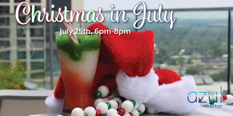 Christmas in July Party tickets