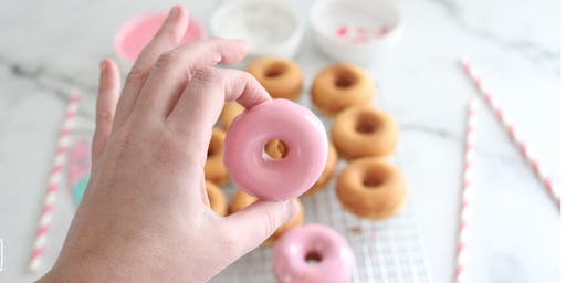 Kids Mini-Doughnut Decorating Class
