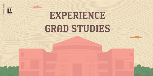 Experience Grad Studies