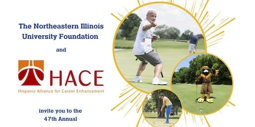 "CHICAGO-Dr. Ervin ""Vinny""Caraballo/Chuck KaneScholarship Golf Event by NEIU"