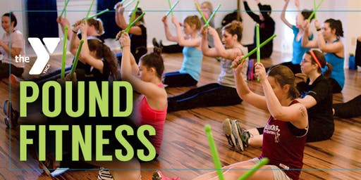 FREE Fitness Week at the YMCA - Generation Pound Class: kids welcome