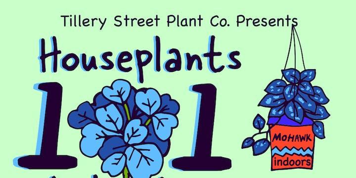 Houseplants 101 Workshop