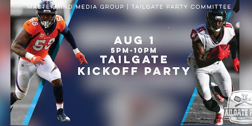 Tailgate Kickoff Party