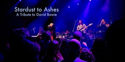 Stardust to Ashes - A Tribute to David Bowie | Asheville Music Hall
