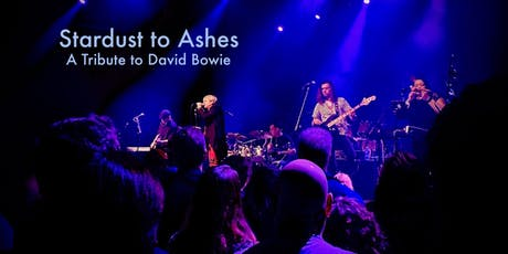 Stardust to Ashes - A Tribute to David Bowie | Asheville Music Hall tickets