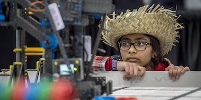 Power Ranch - 1/2 Day Fall Break Robotics Camp October 9th, 10th, and 11th
