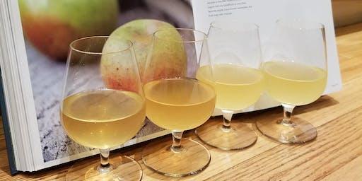 Guided Cider Tasting
