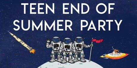 Teen End of Summer Party tickets