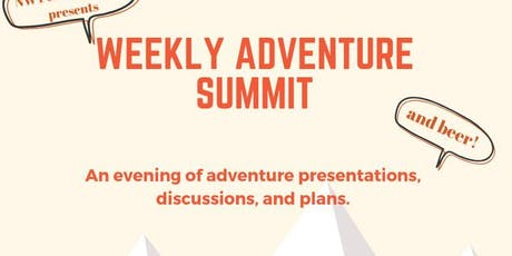 NW Peaks presents: Weekly Adventure Summit tickets