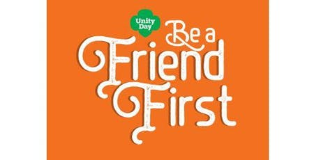 Be a Friend First tickets
