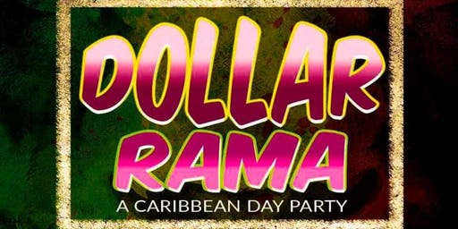 Dollarrama - August 3 - Jamaican Independance Day Rooftop Party