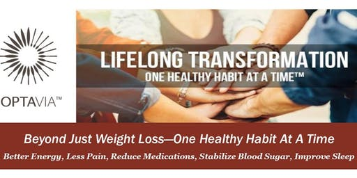 Beyond Weight Loss - One Healthy Habit At A Time