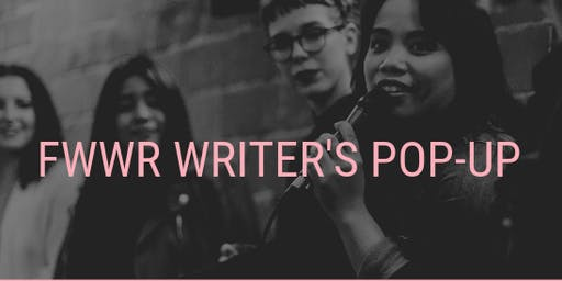 FWWR Writer's Pop-Up
