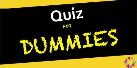 The BPA Quiz For Dummies tickets
