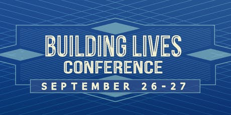 Building Lives Conference tickets