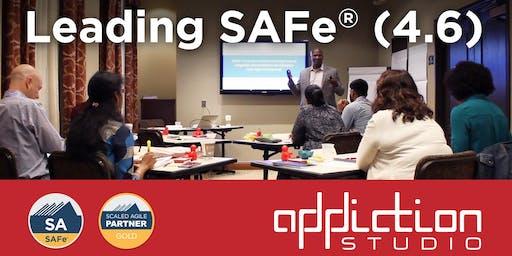 Leading SAFe (Scaled Agile Framework) 4.6 **GUARANTEED TO RUN **