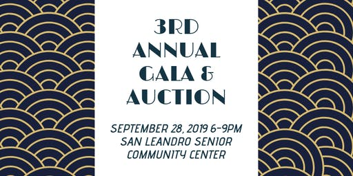 3rd Annual Benefit Gala & Auction