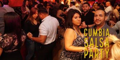 Cumbia & Salsa Party at El Pueblito Patio, Houston!