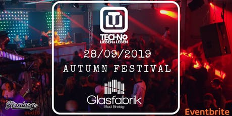 Autumn Festival 2019 Tickets