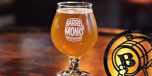 Barrel of Monks Beer Dinner