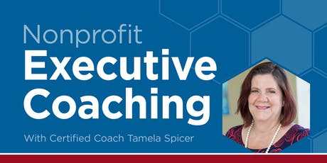 Nonprofit Executive Coaching (7 sessions) tickets